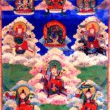 Пять вместерождённых (go wai lha nga) или пять личных Божеств (Лха)- СогЛха, ЮлЛха, ПоЛха, МоЛха, ДаЛха.